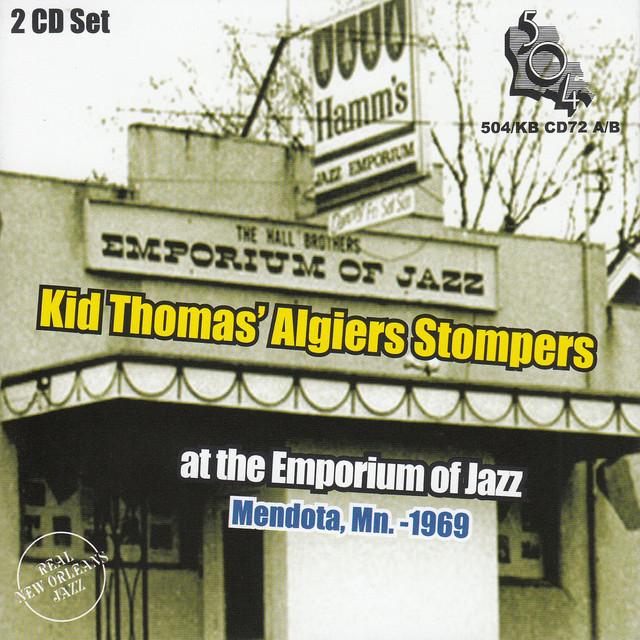 At the Emporium of Jazz 1969