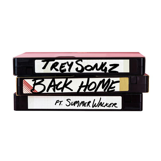 Trey Songz - Back Home (feat. Summer Walker) cover