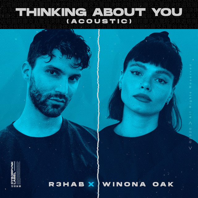 Thinking About You (Acoustic) (with Winona Oak)