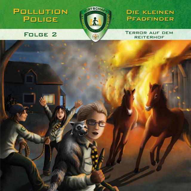 Folge 2: Terror auf dem Reiterhof Cover