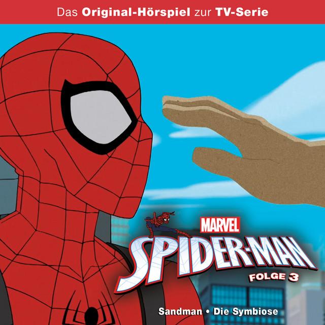 Folge 3: Sandman  -  Die Symbiose Cover