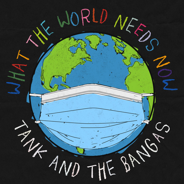 What The World Needs Now cover art