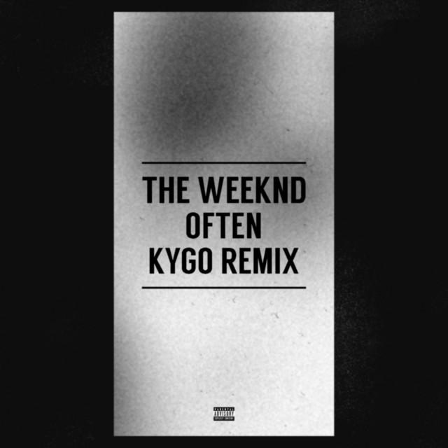 Often (Kygo Remix) album cover