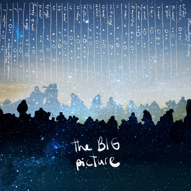 The Big Picture by Claudia Robin Gunn