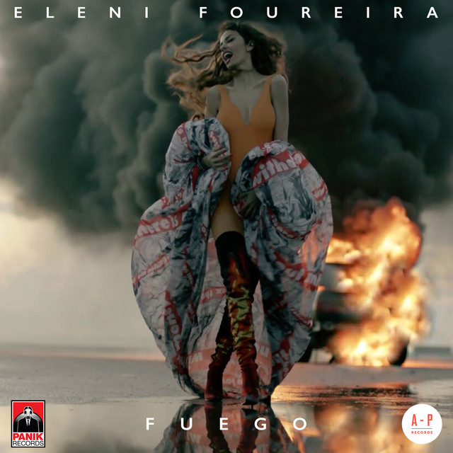 Eleni Foureira Fuego acapella