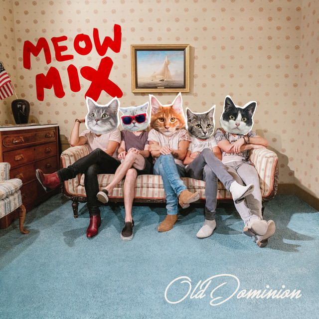 Old Dominion Meow Mix