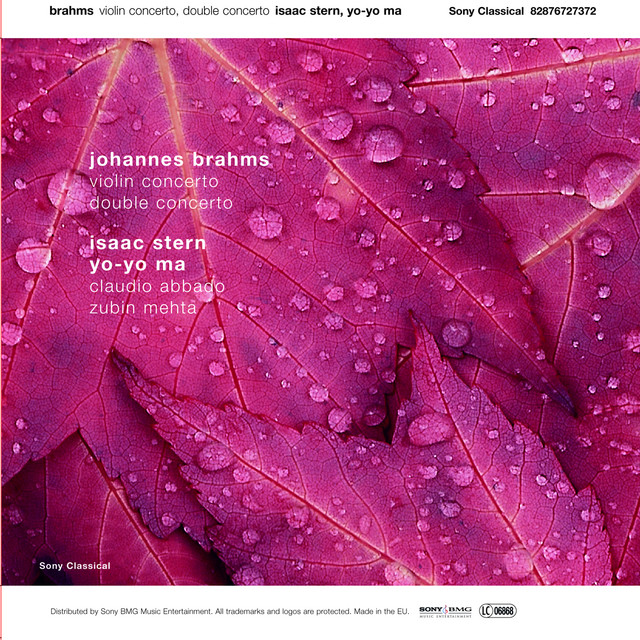 Brahms: Violin Concerto in D Major, Op. 77 & Double Concerto for Violin and Cello in A Minor, Op. 102