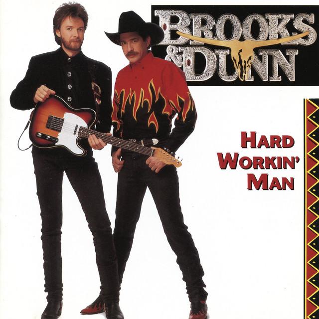 Brooks & Dunn album cover