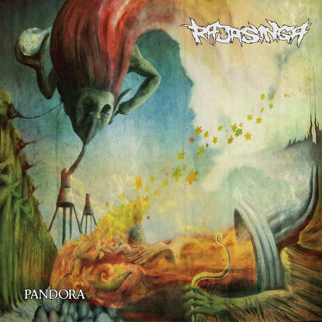 RAJASINGA – Pandora (10th Anniversary Remastered)