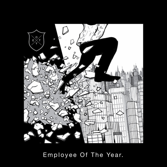 Employee of the Year.