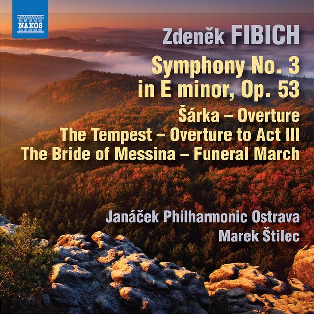 Symphony No. 2 album cover