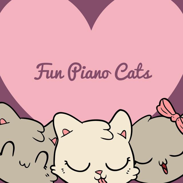 Fun Piano Cats