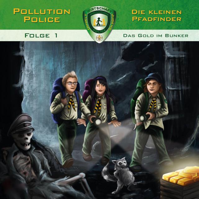 Folge 1: Das Gold im Bunker Cover