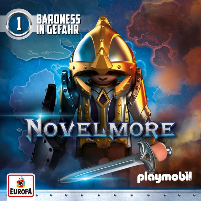 001 - Novelmore: Baroness in Gefahr Cover