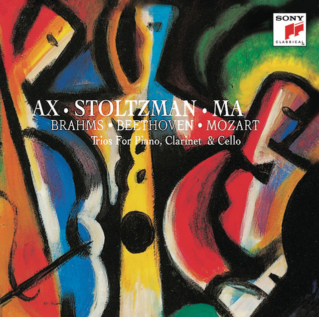 Brahms, Beethoven, Mozart: Clarinet Trios (Remastered)