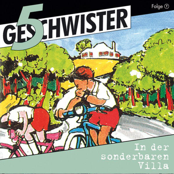 5 Geschwister Cover