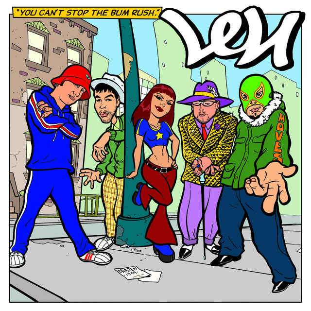Steal My Sunshine (00) album cover