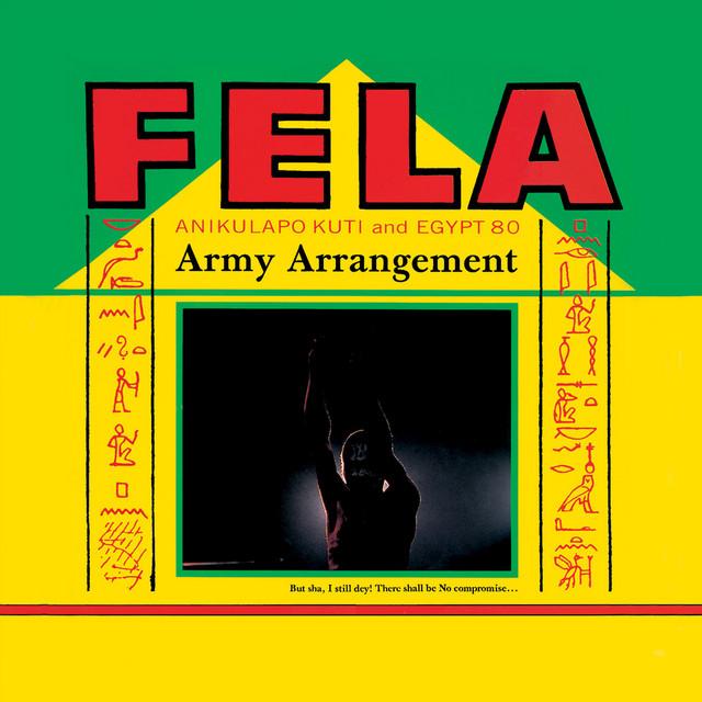 Army Arrangement