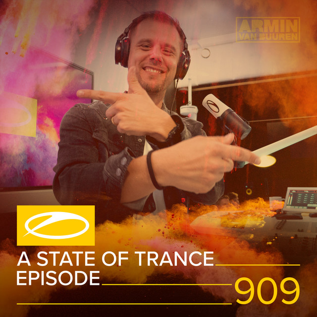 ASOT 909 - A State Of Trance Episode 909