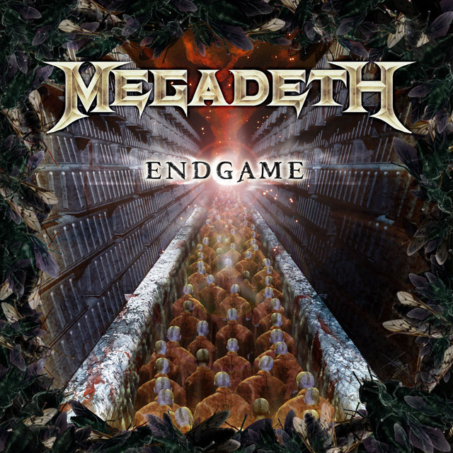 Artwork for Dialectic Chaos by Megadeth