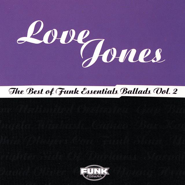 Love Jones album cover