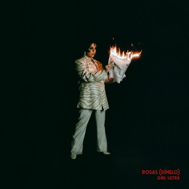 rosas (dímelo) album cover