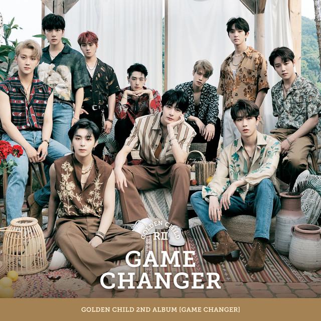 Golden Child 2nd Album [Game Changer]