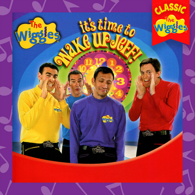 It's Time To Wake Up Jeff! (Classic Wiggles) by The Wiggles
