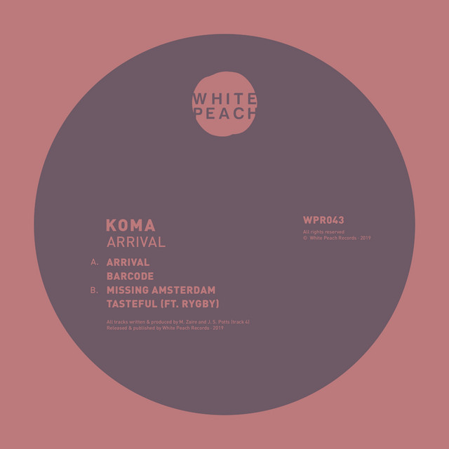 Artwork for Arrival by Koma