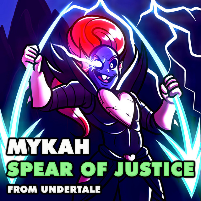 """Spear of Justice (From """"Undertale"""")"""
