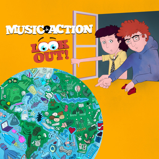 Look out! by Music In Action