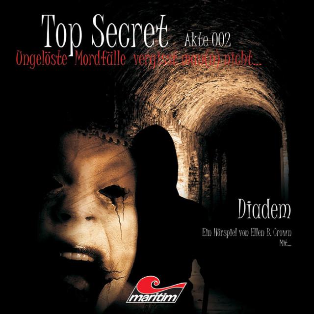 Akte 2: Diadem Cover
