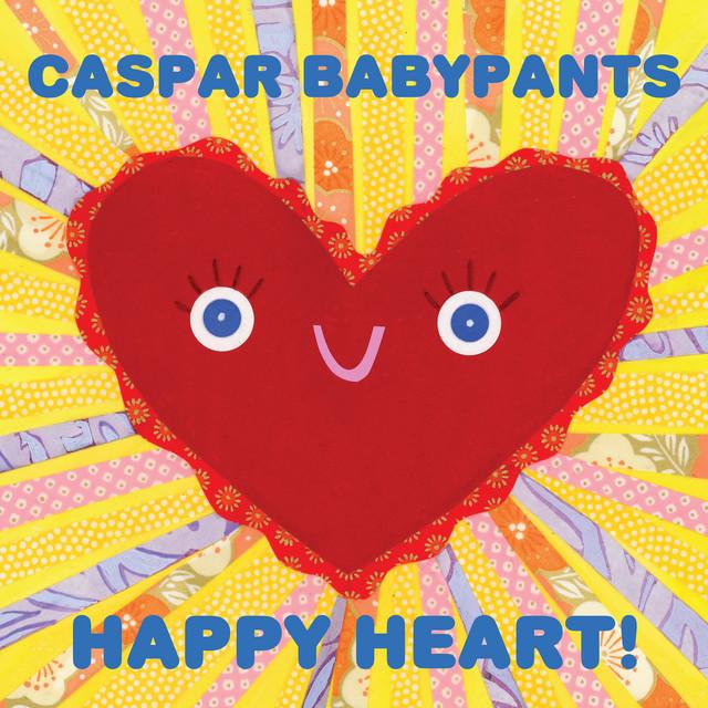 Happy Heart by Caspar Babypants