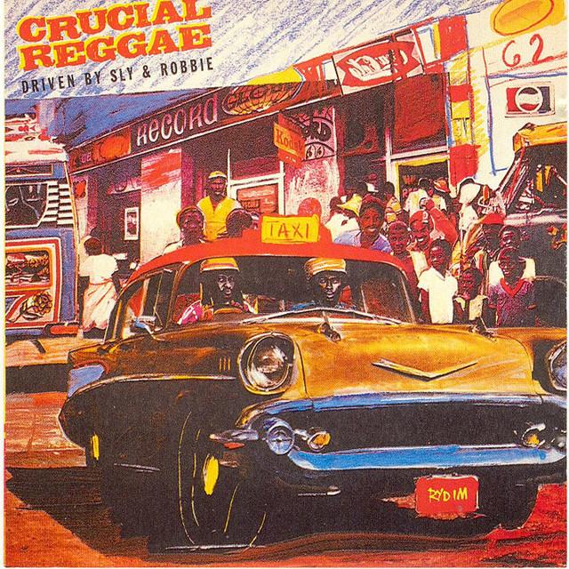 Crucial Reggae