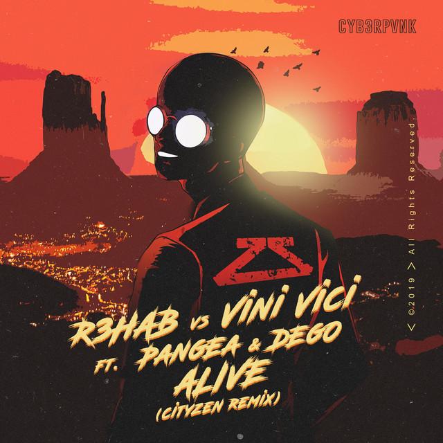 Alive (feat. PANGEA & DEGO) [Cityzen Remix]