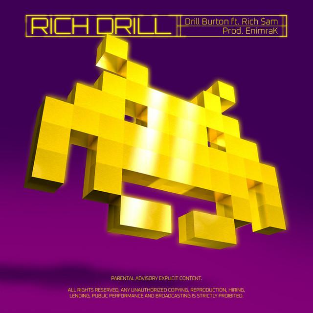 Rich Drill (feat. Rich $am)