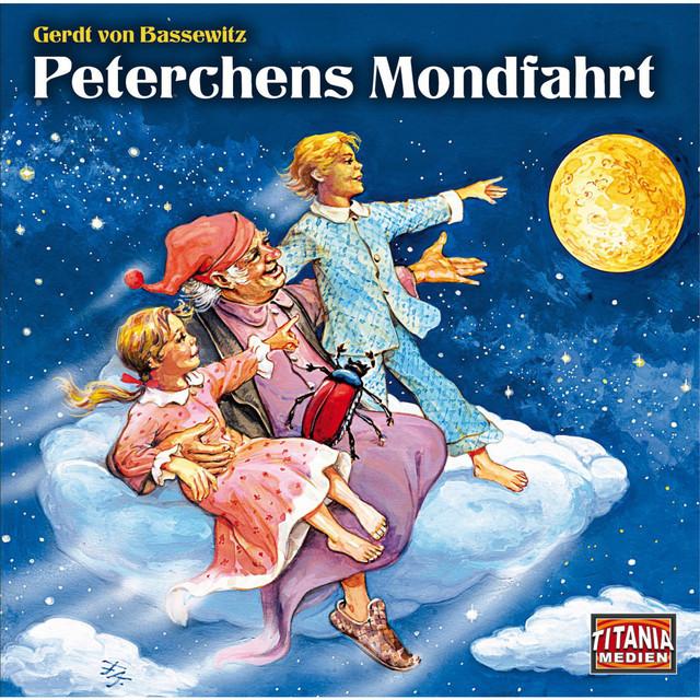 Peterchens Mondfahrt (Titania Special Folge 4) Cover