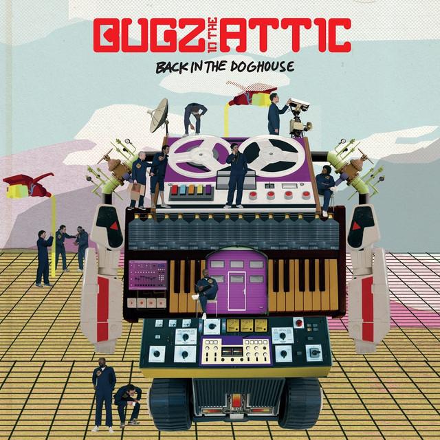 Bugz In The Attic Vinyl