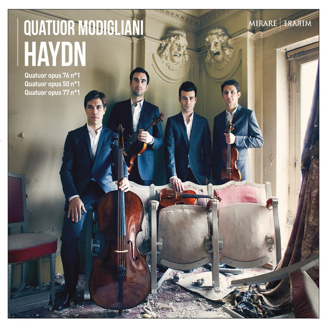 Quatuor Modigliani: Haydn