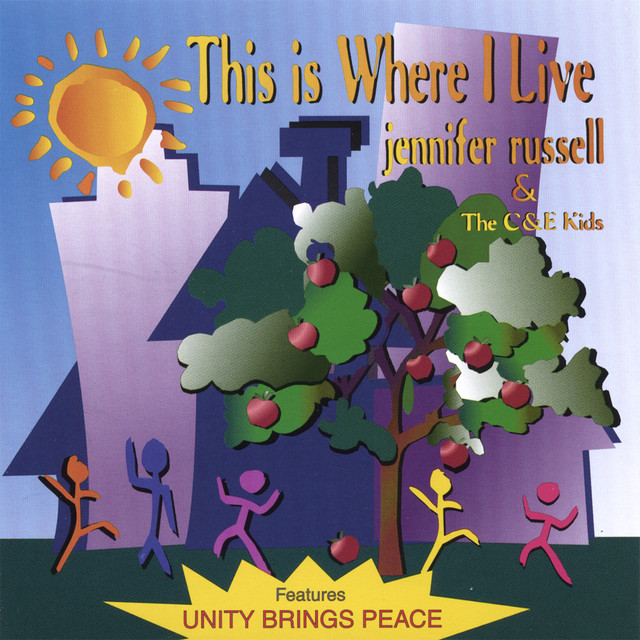 This Is Where I Live by Jennifer Russell