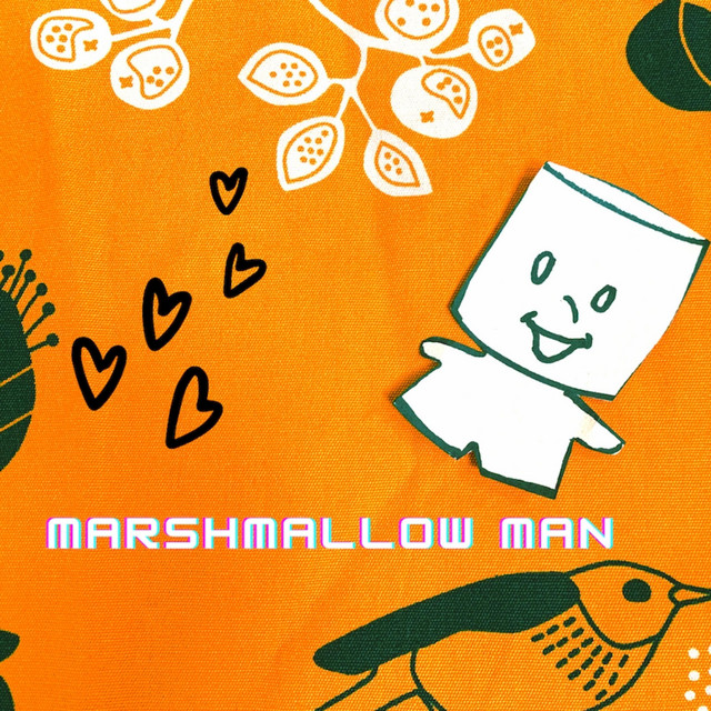 Marshmallow Man by Little Miss Ann