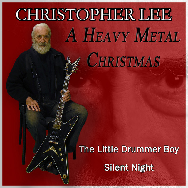 Heavy Metal Christmas.A Heavy Metal Christmas By Christopher Lee On Spotify