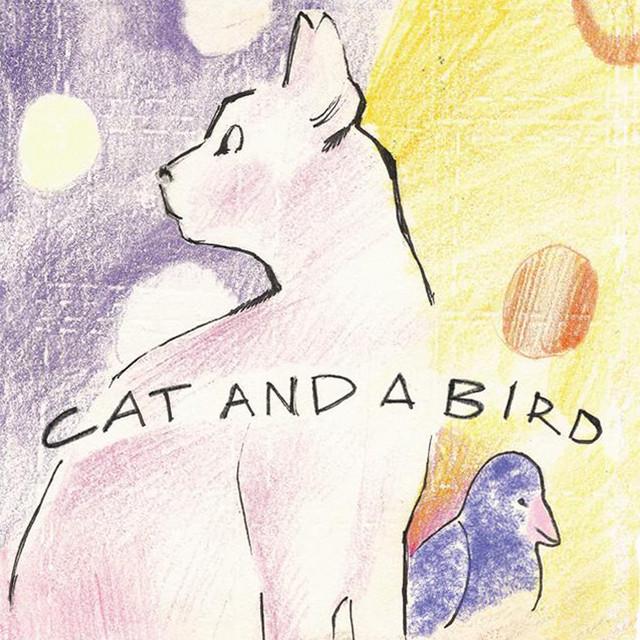Cat and a Bird