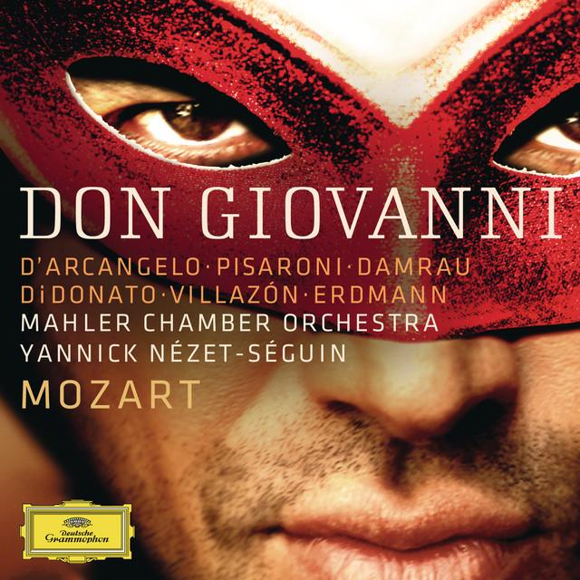 Don Giovanni: Ah! dove e il perfido album cover
