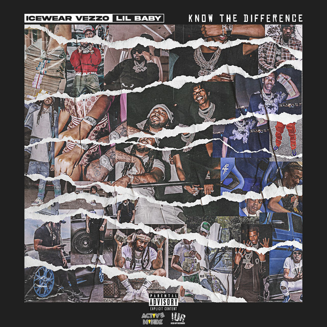 Know the Difference album cover