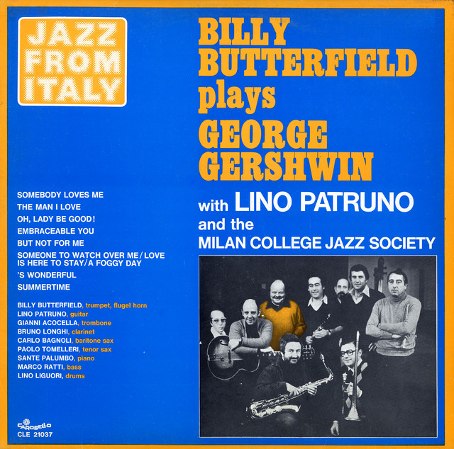 Jazz from Italy - Billy Butterfield plays George Gershwin