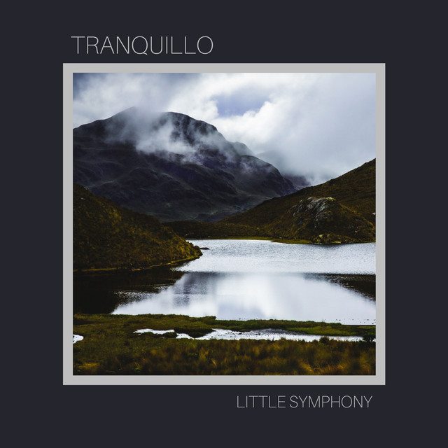 Album cover for Tranquillo by Little Symphony