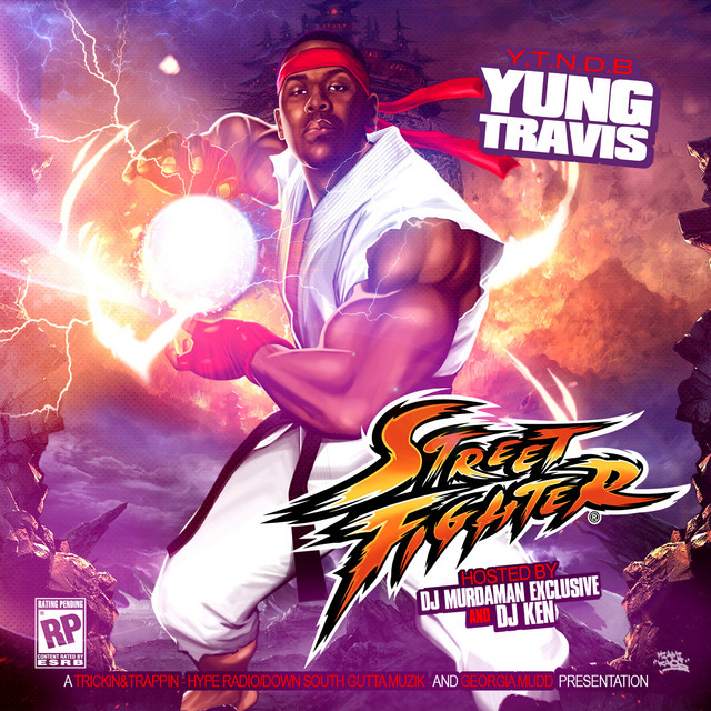 Street Fighter (Hosted By DJ Murdaman Exclusive & DJ Ken)