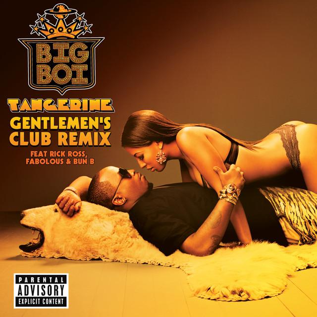 Tangerine (Gentlemen's Club Remix)