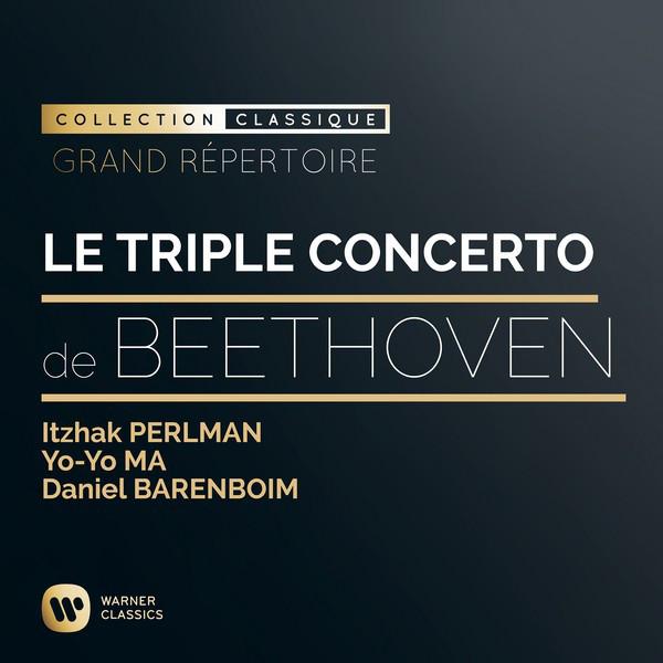 Beethoven Triple concerto pour piano, violon & violoncelle